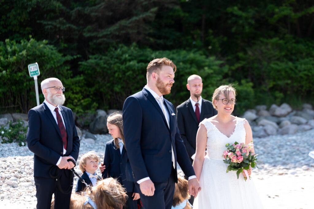 Wedding on the beach - photography Susanne Buhl-2781