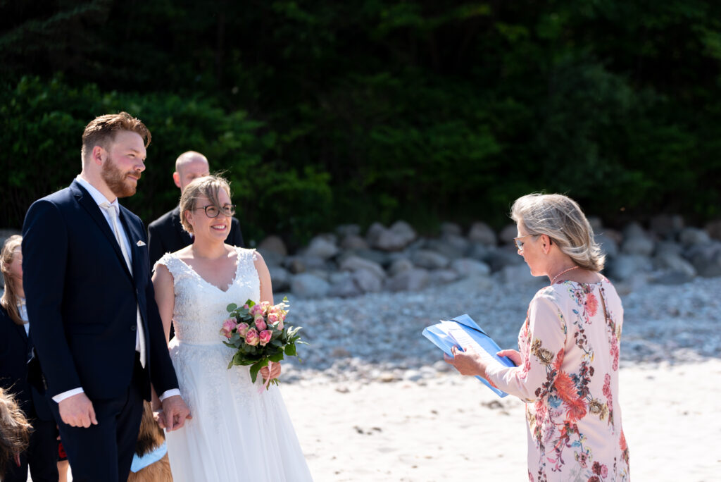 Wedding on the beach - photography Susanne Buhl-2783