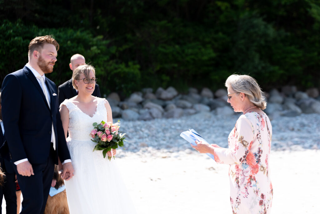 Wedding on the beach - photography Susanne Buhl-2785