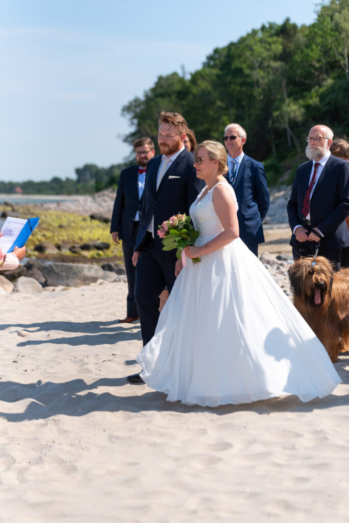 Wedding on the beach - photography Susanne Buhl-2786