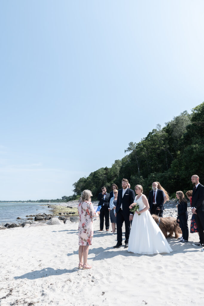 Wedding on the beach - photography Susanne Buhl-9431