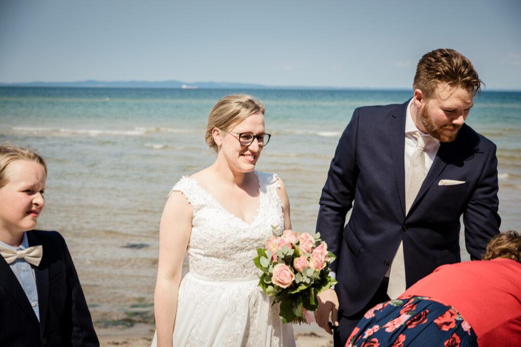 Wedding on the beach - photography Susanne Buhl-9498