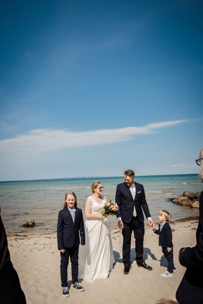Wedding on the beach - photography Susanne Buhl-9499